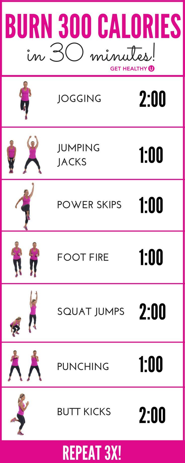 Exercise That Burns Calories