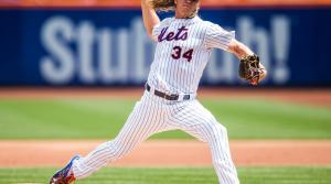 Noah Syndergaard emplacements pour les New York Mets &quot;title =&quot; Noah Syndergaard emplacements pour les New York Mets &quot;/&gt; </a><br /> </div> <p></p> <div class=