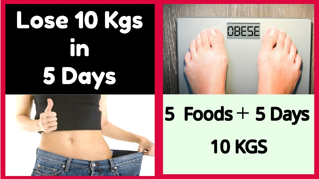 Diet and Healthy Recipes - Video : DIET PLAN To Lose 10KG ...