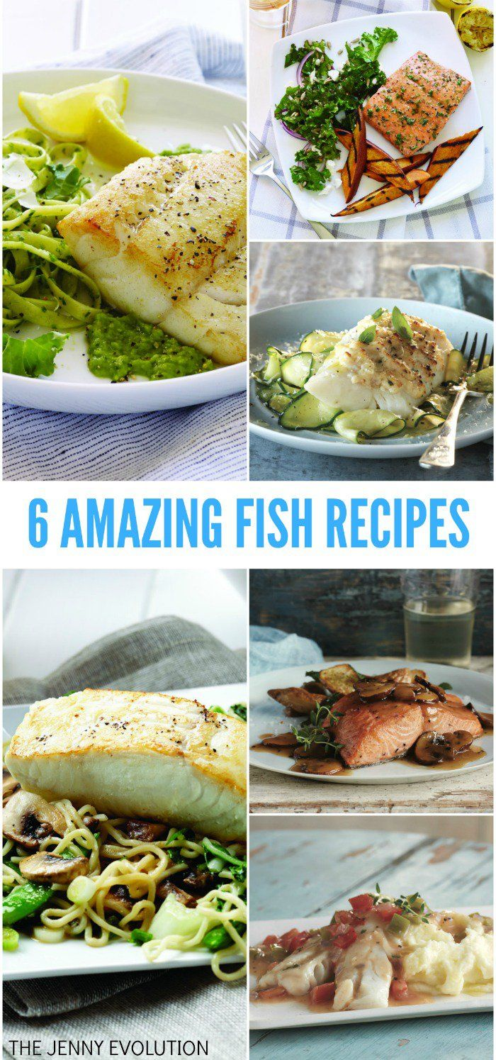 Healthy recipes 6 amazing healthy fish recipes awesome for Healthiest fish to eat 2017