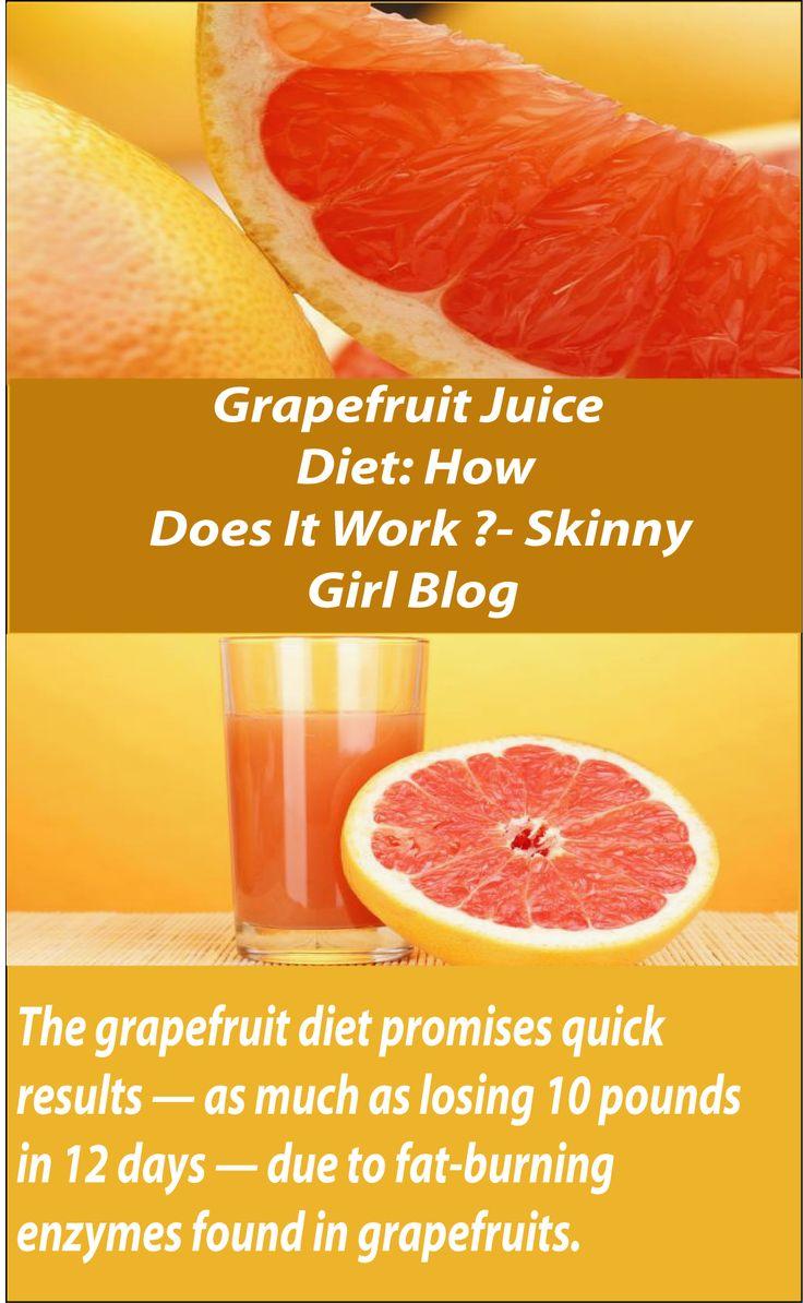 grapefruit weight loss diet plan
