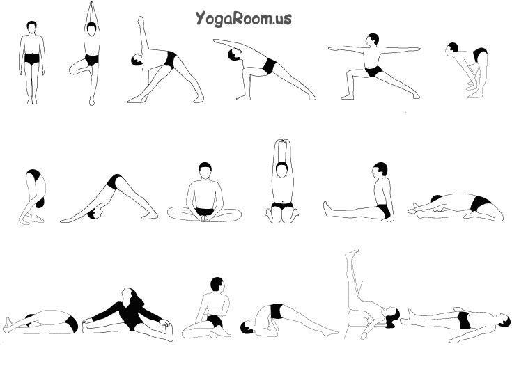 Description This Is A Great Beginner Iyengar Yoga Sequence