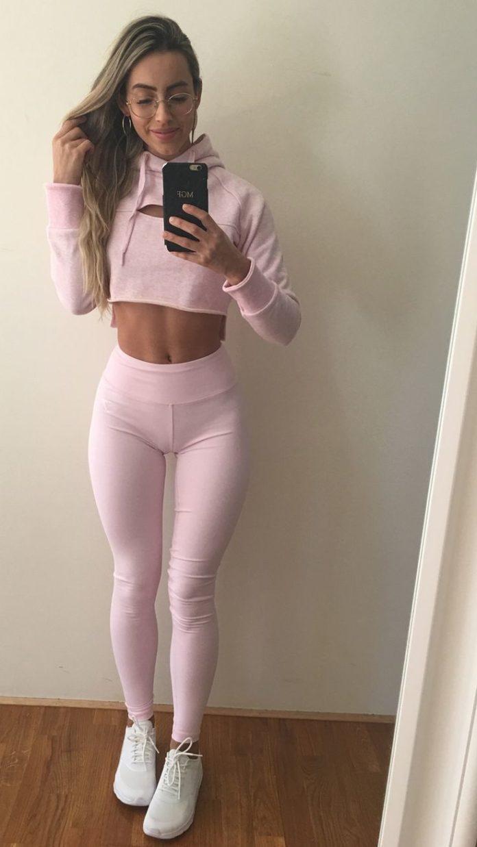 Pantaloni Pantalone Yoga Ritagliati