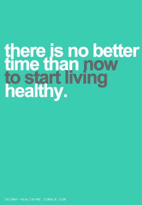 Healthy Quotes :