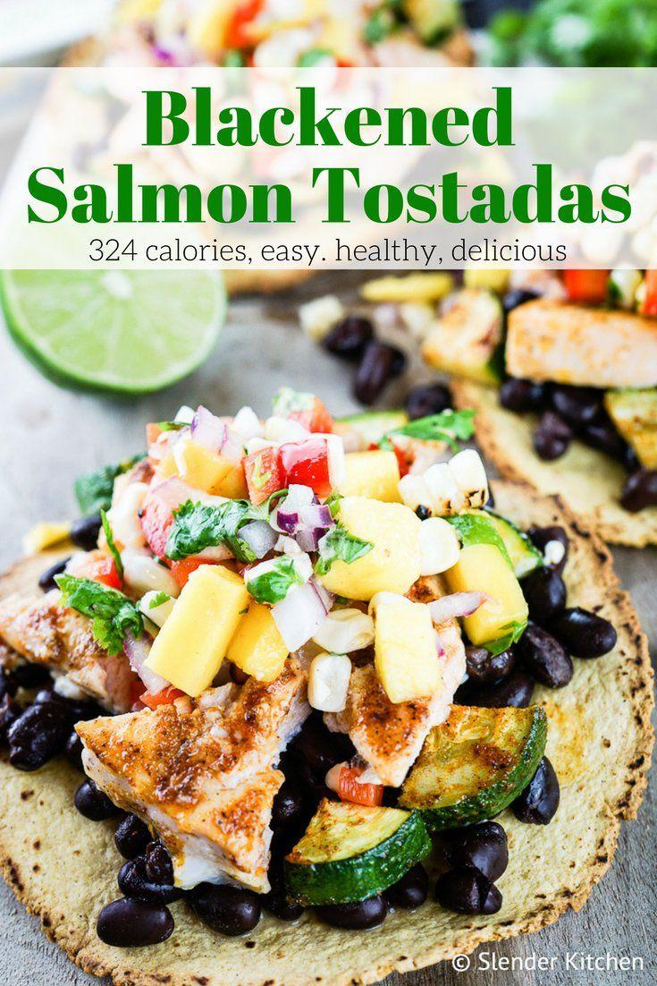 Salmon Mango Salsa Recipe Food Network