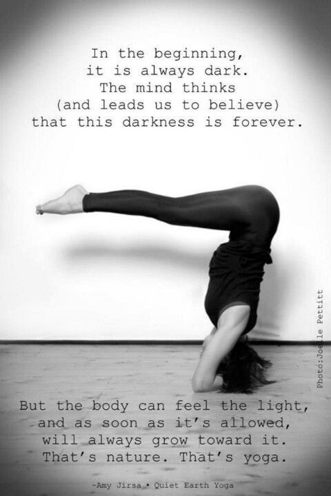 Fitness Inspiration Yoga