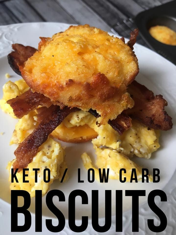 Healthy Recipes : My southern heart is so very happy! These keto biscuits are amazing!! keto / l ...