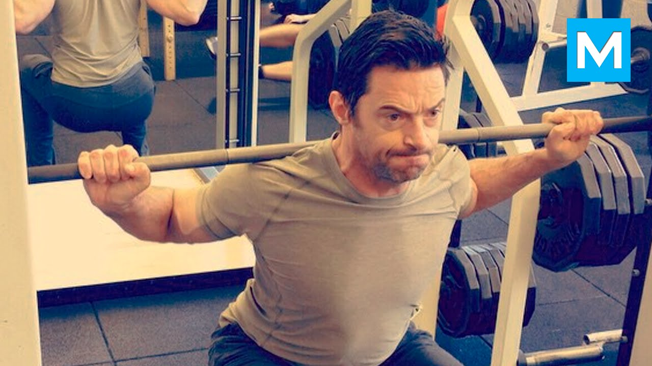 Workout Tips - Video : Hugh Jackman Workout for Wolverine ...