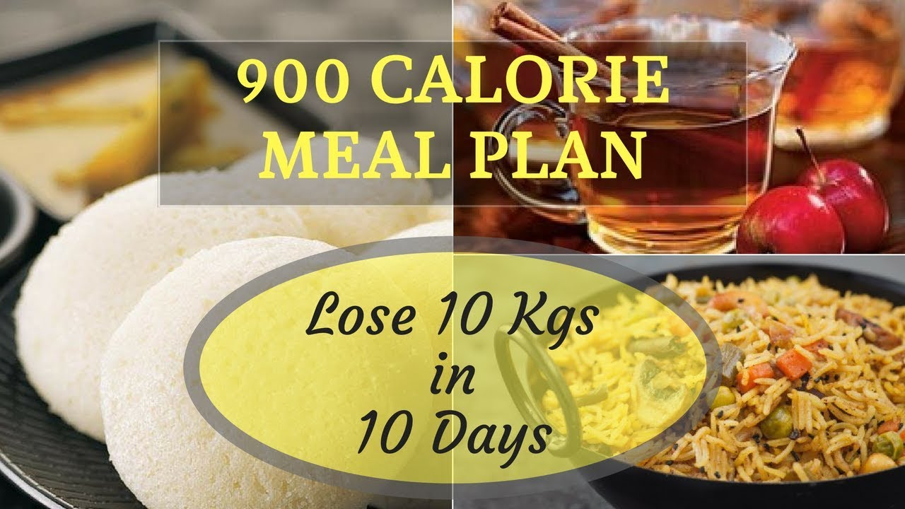 900 Calorie Diet Indian diet and healthy recipes – video : how to lose weight fast